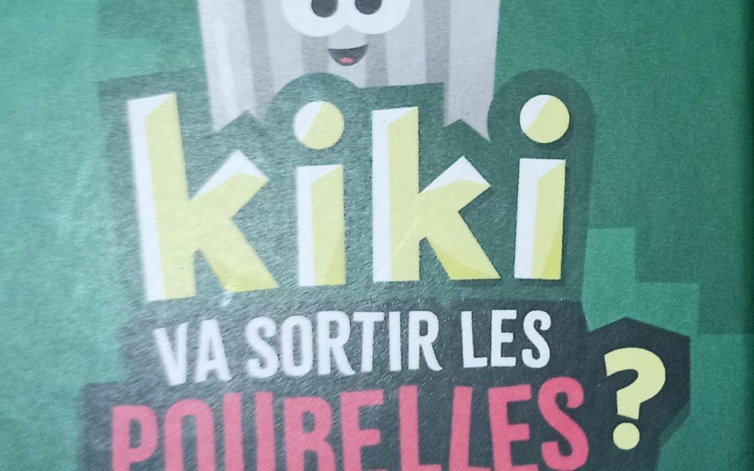 Test: Kiki va sortir les poubelles ?