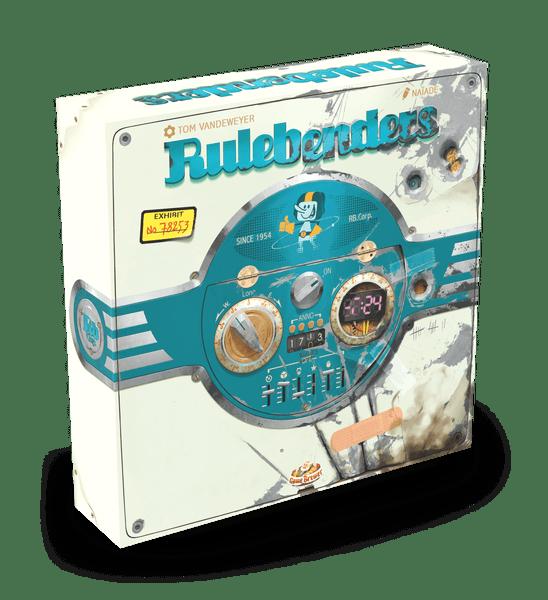 Kickstarter: Rulebenders