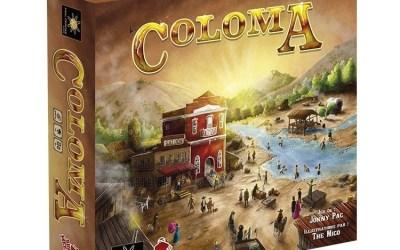 Test: Coloma