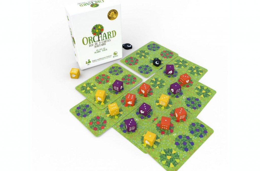 Test: Orchard
