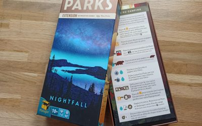 Test: Parks extension Nightfall