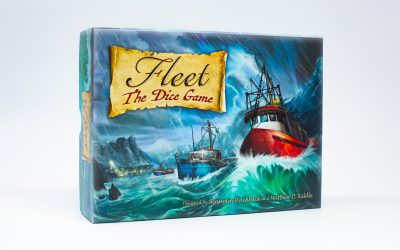 Test : Fleet – the Dice Game