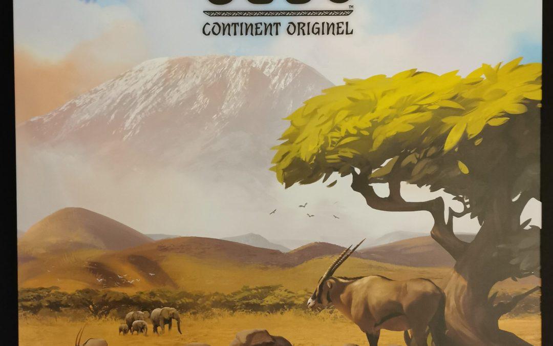 Test: Ecos : Continent Originel