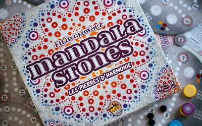 Test: Mandala Stones