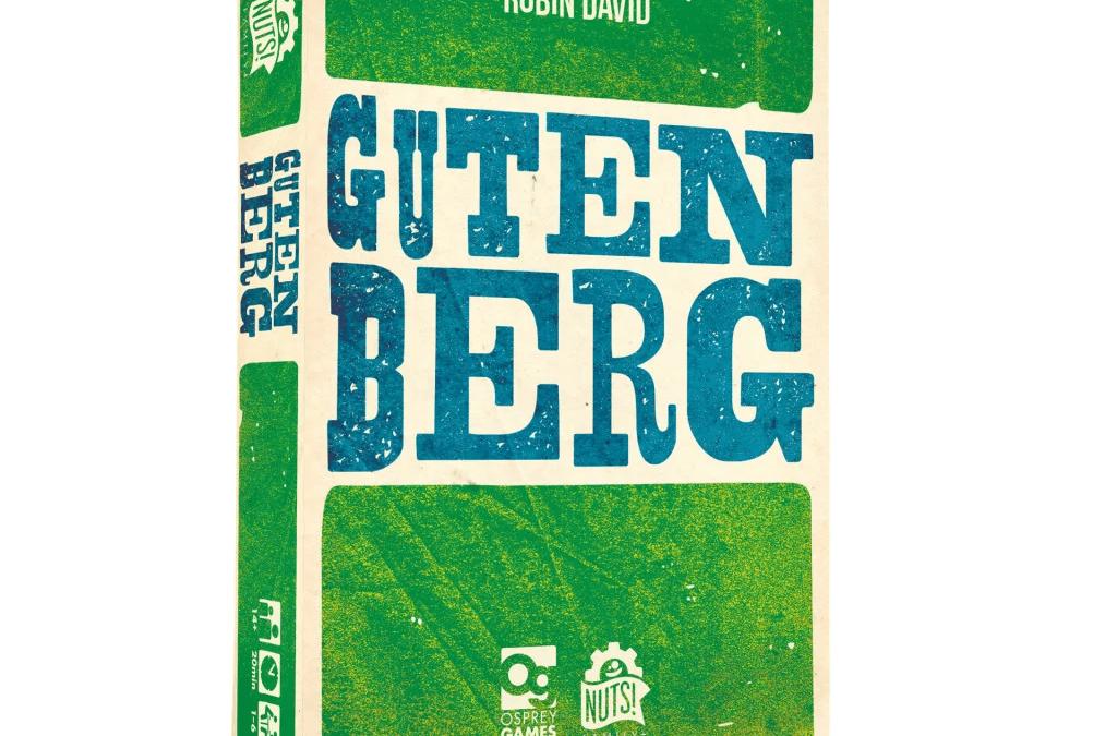 Interview-Test : Gutenberg