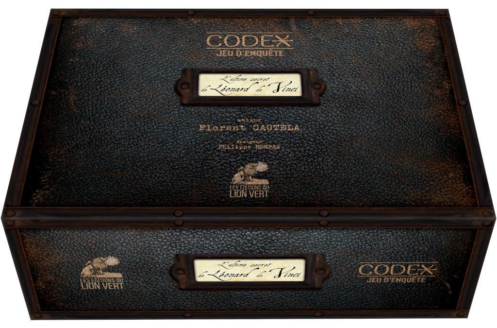 Test : Codex – L'Ultime Secret de Léonard de Vinci