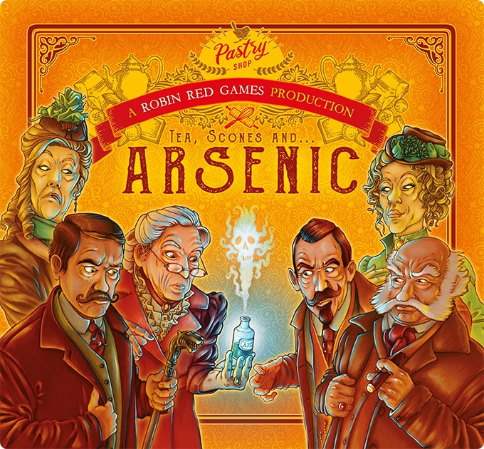 Kickstarter : Arsenic