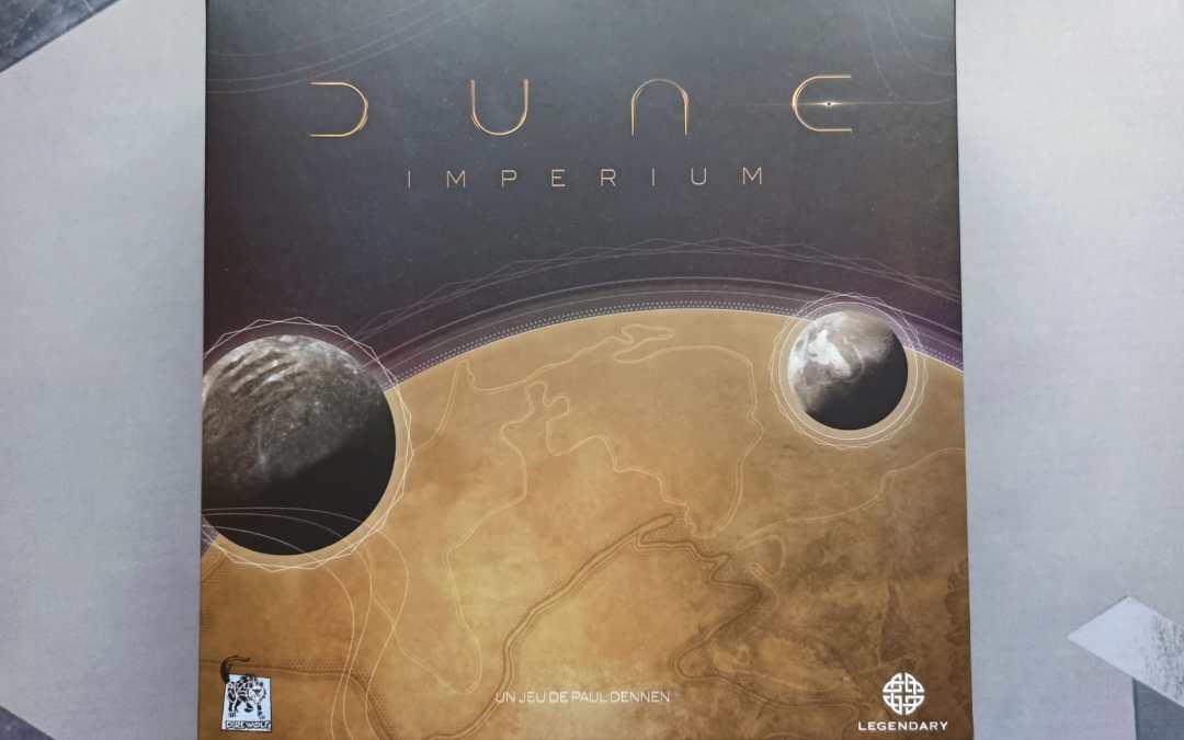 Test: Dune Imperium