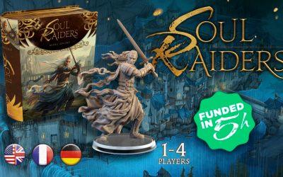 Kickstarter : Soul Raiders