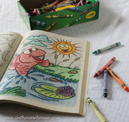 color with kids
