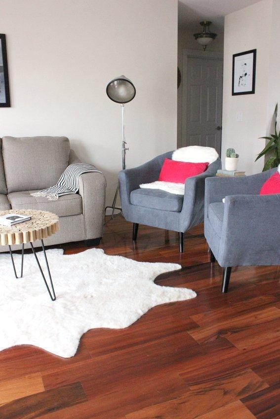 Vintage Modern Mix Living Room Reveal