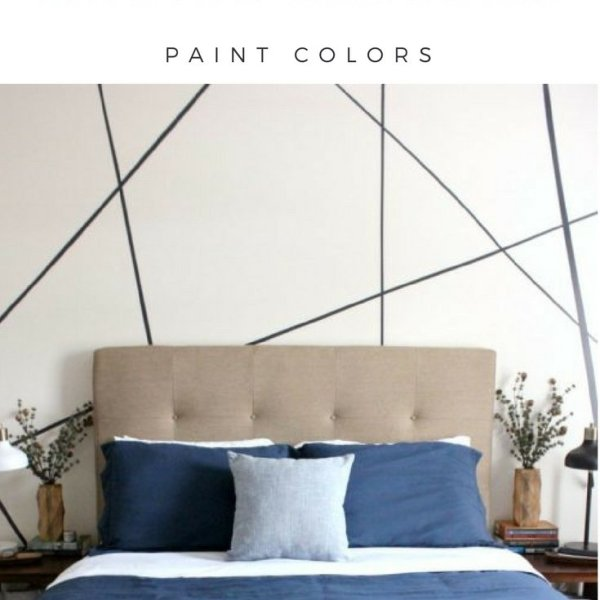 primary bedroom paint colors