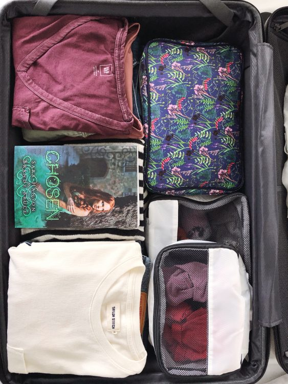 how to pack a suitcase for couples