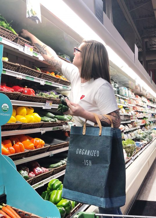 Lela Burris Professional Organizer Grocery Shopping Tips