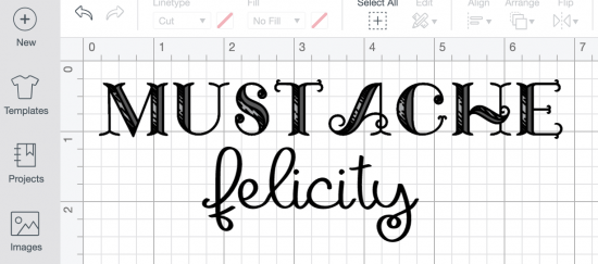 best Cricut font pairings from Organized-ish by Lela Burris