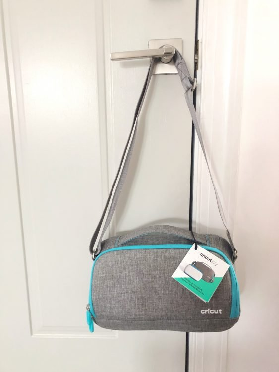 Cricut Joy travel bag