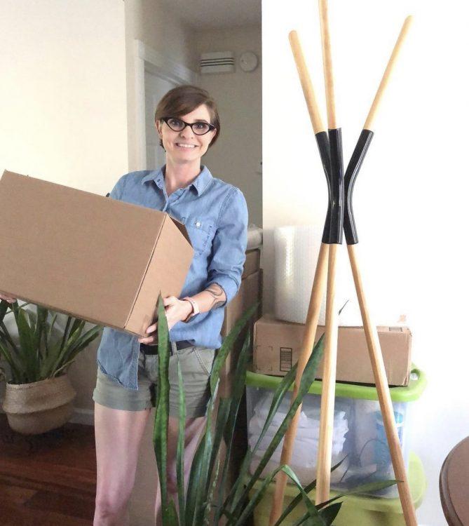 moving tips from Lela Burris