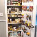 organized pantry by Lela Burris