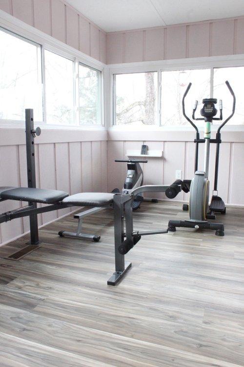 home gym setup tips