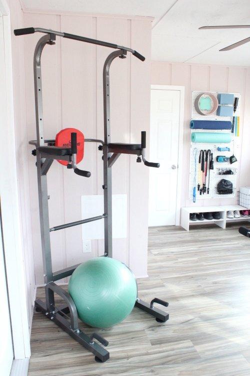 home gym ideas for setup