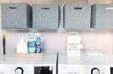 laundry room organization