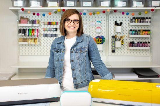 Lela Burris shares Cricut tips for Maker, Explore Air 2, and Joy