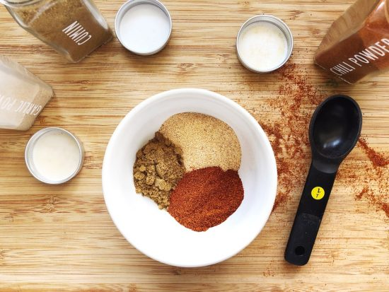 spice blend shortcuts for busy moms