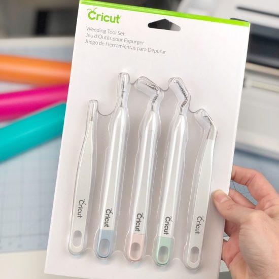 cricut weeding tool set review