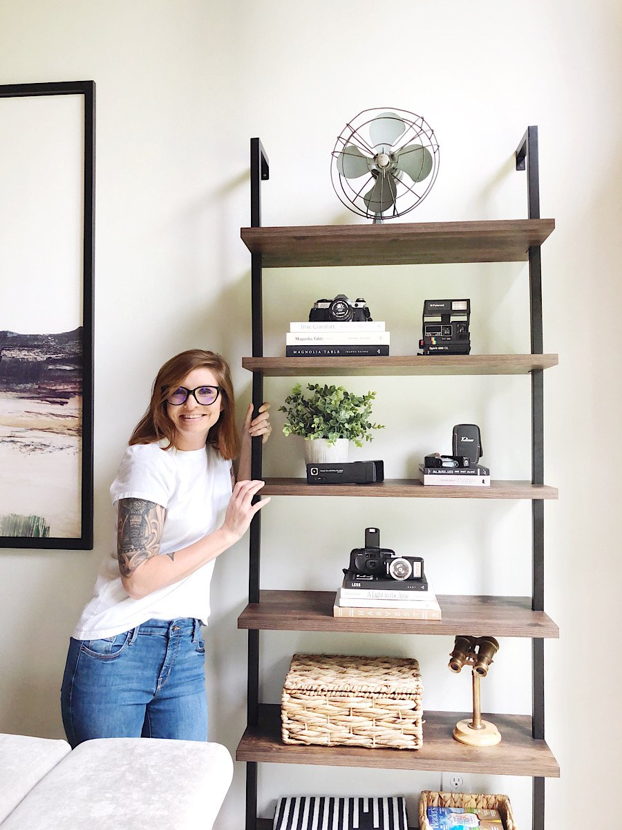 lela burris how to organize collections