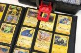 Pokemon card organization for kids