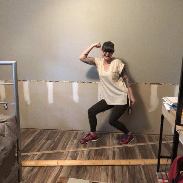 Lela Burris DIY Renovation