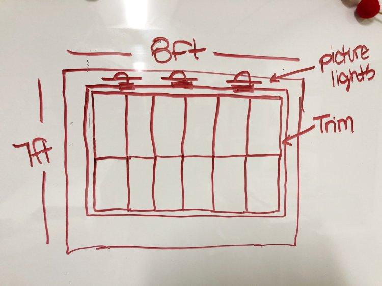 pegboard wall plans by Lela Burris