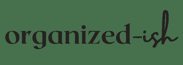 Organized-ish