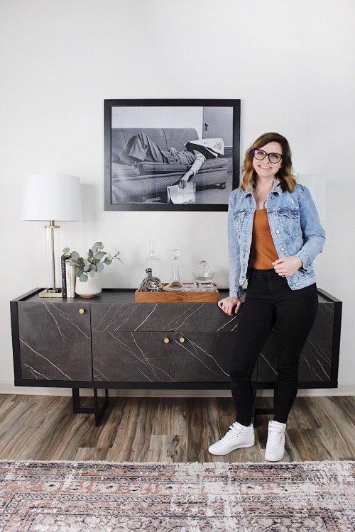 Dining Room storage tips from Lela Burris