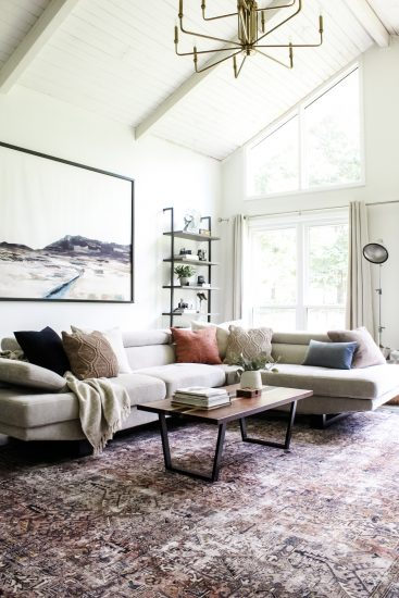 Havenly living room design review