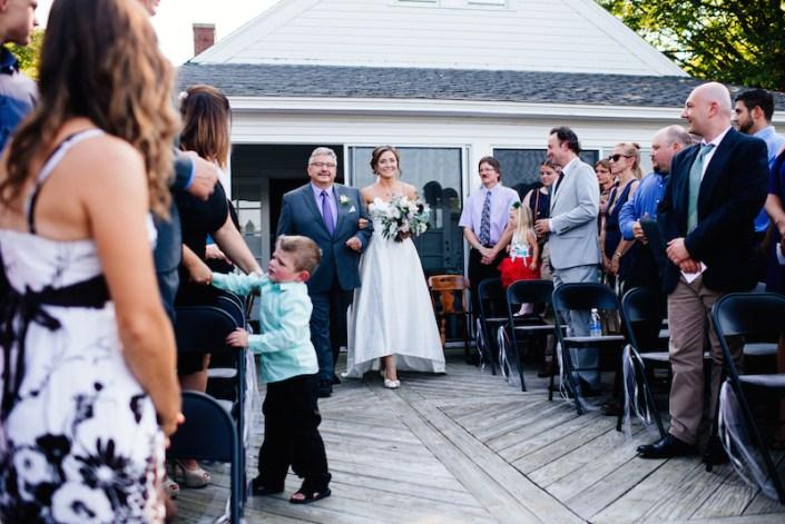 LL   Fishtown Leland Hotel   Fall Wedding   Bride   Father of the Bride