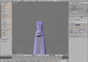 Retopology-Dress