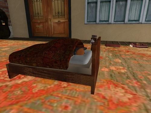 Chronometria Demos a Dinkies Bed
