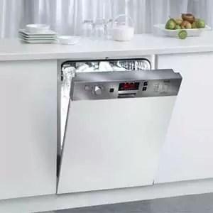Lave Vaisselle Encastrable L Harmonie Dans La Cuisine