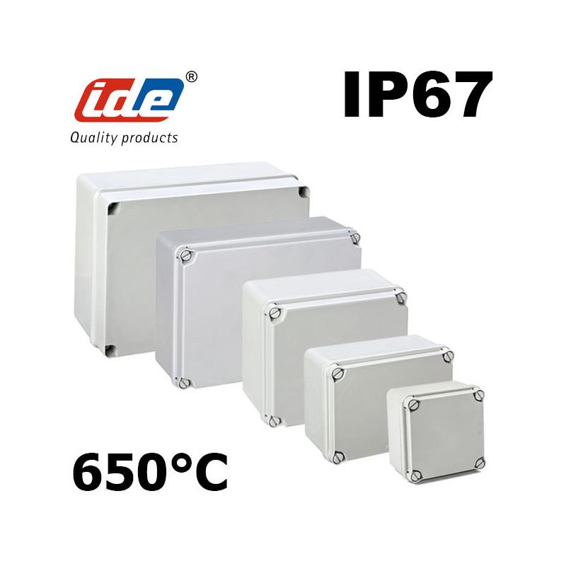 Boitier Lectrique Tanche IP67 157 HT