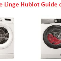 lave linge hublot guide d'achat