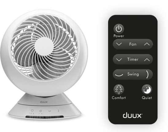 Ventilateur DUUX DXCF08