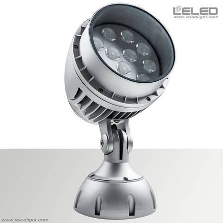 RGB DMX512 LED أضواء مع واجهة في الهواء الطلق الواجهة المشهد الصين