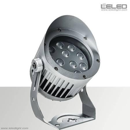 أضواء LED عالية الطاقة مع بقعة الواجهة المعمارية في الهواء الطلق