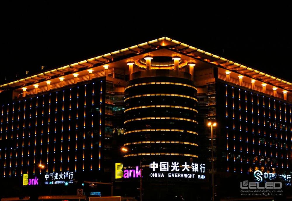 أضواء الجدار في الهواء الطلق لفكرة تصميم الصين