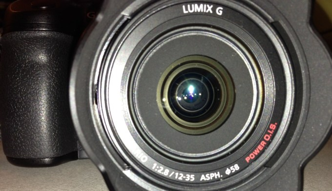 Lumix G X Vario 12-35mm F 2.8