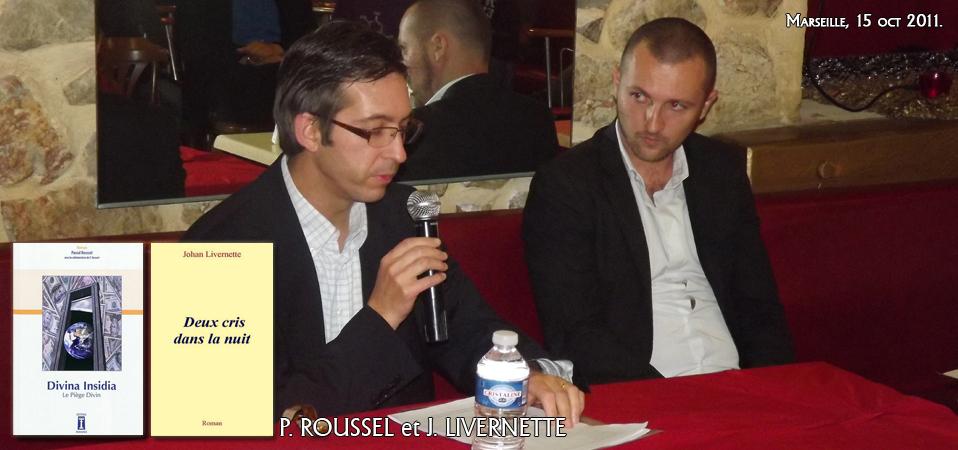 Conférence sur la crise de P. ROUSSEL et J. LIVERNETTE