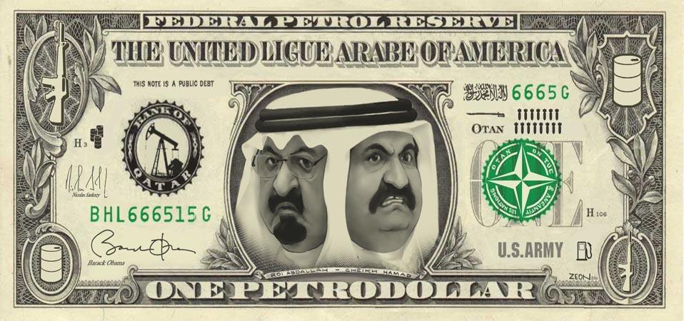Rassemblement : Arabie Saoudite, Qatar, halte aux fauteurs de guerre!