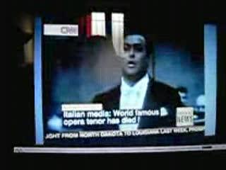 Message subliminal CNN