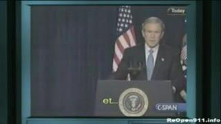 Accusé Bush levez-vous